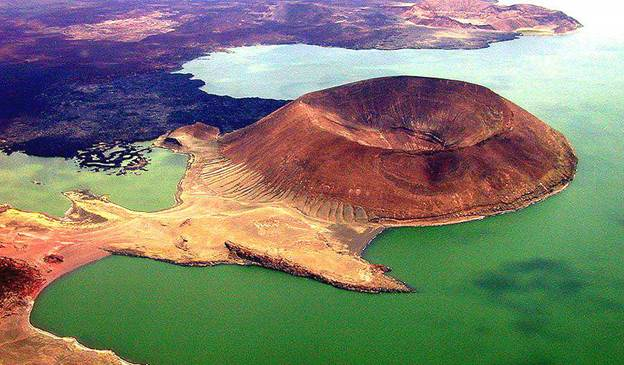 Lake Turkana,Sibiloi, Central Island and South Island National Park
